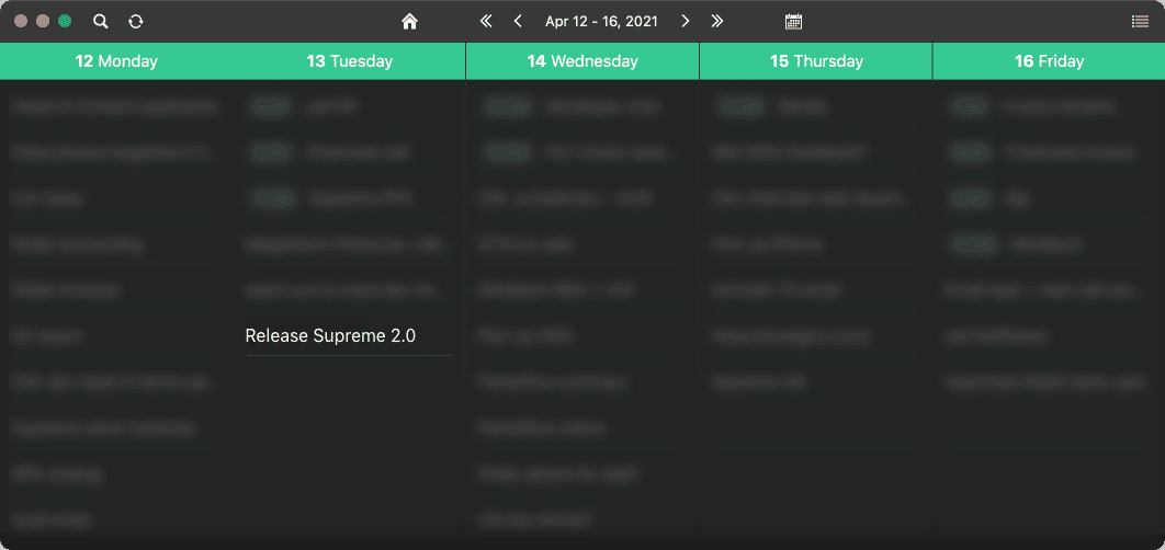Supreme 2.0 released on April 13, 2021